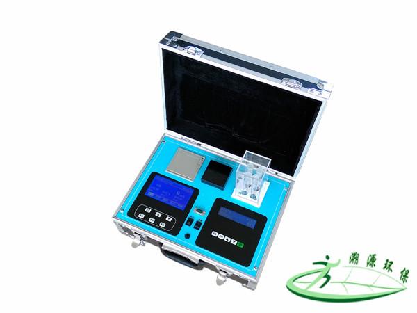便携式cod氨氮总磷测定仪
