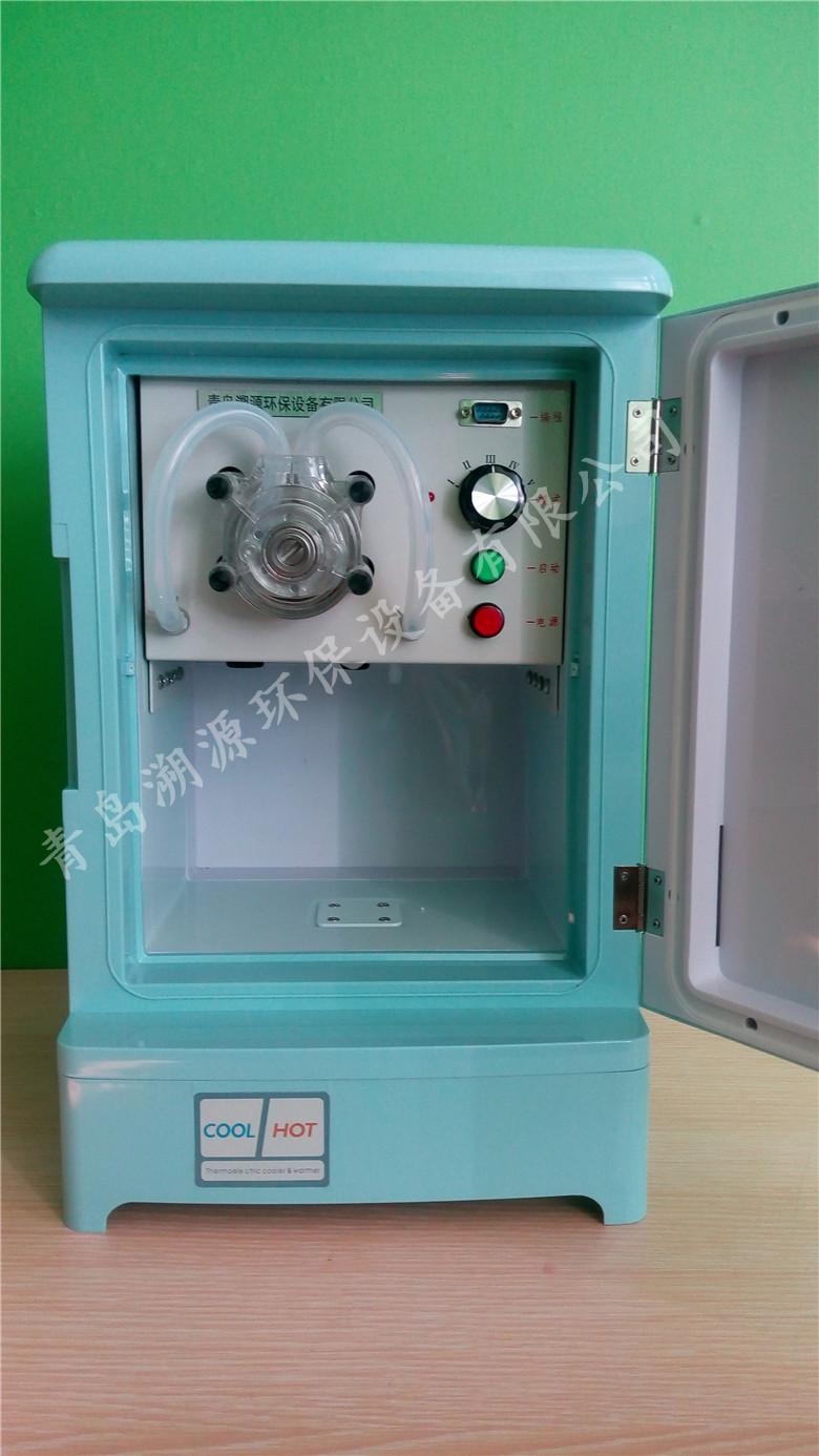 TC-8000F便携式自动水质采样器内部示意图