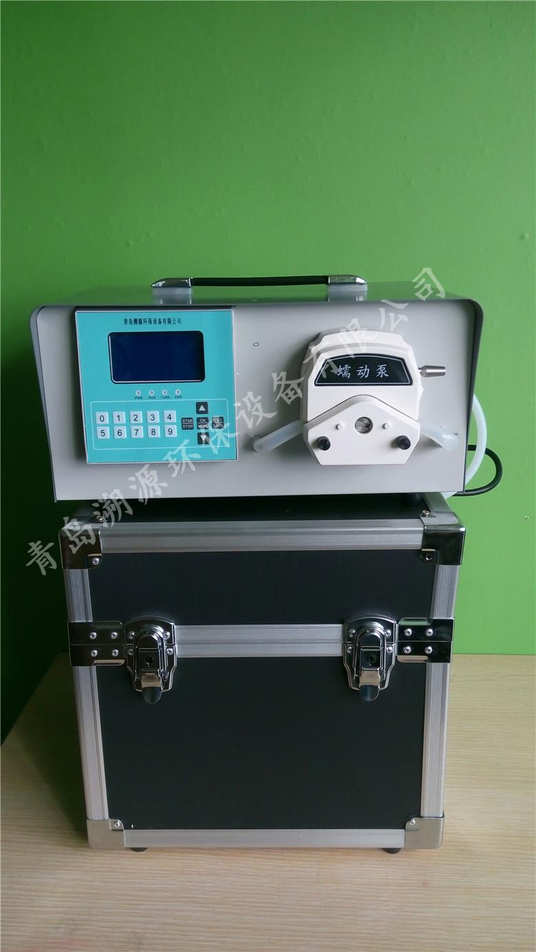 TC-8000E便携式自动水质采样器实体图