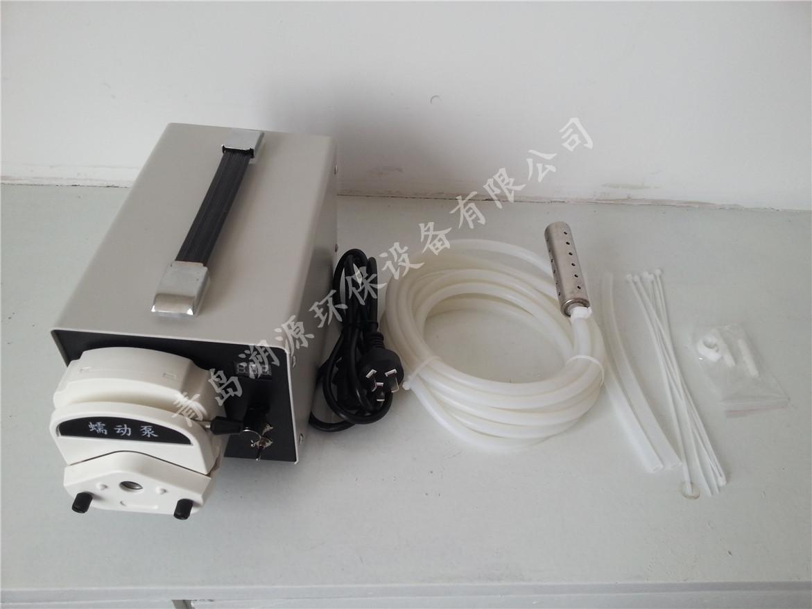 TC-8000A型便携式水质采样器 实体图