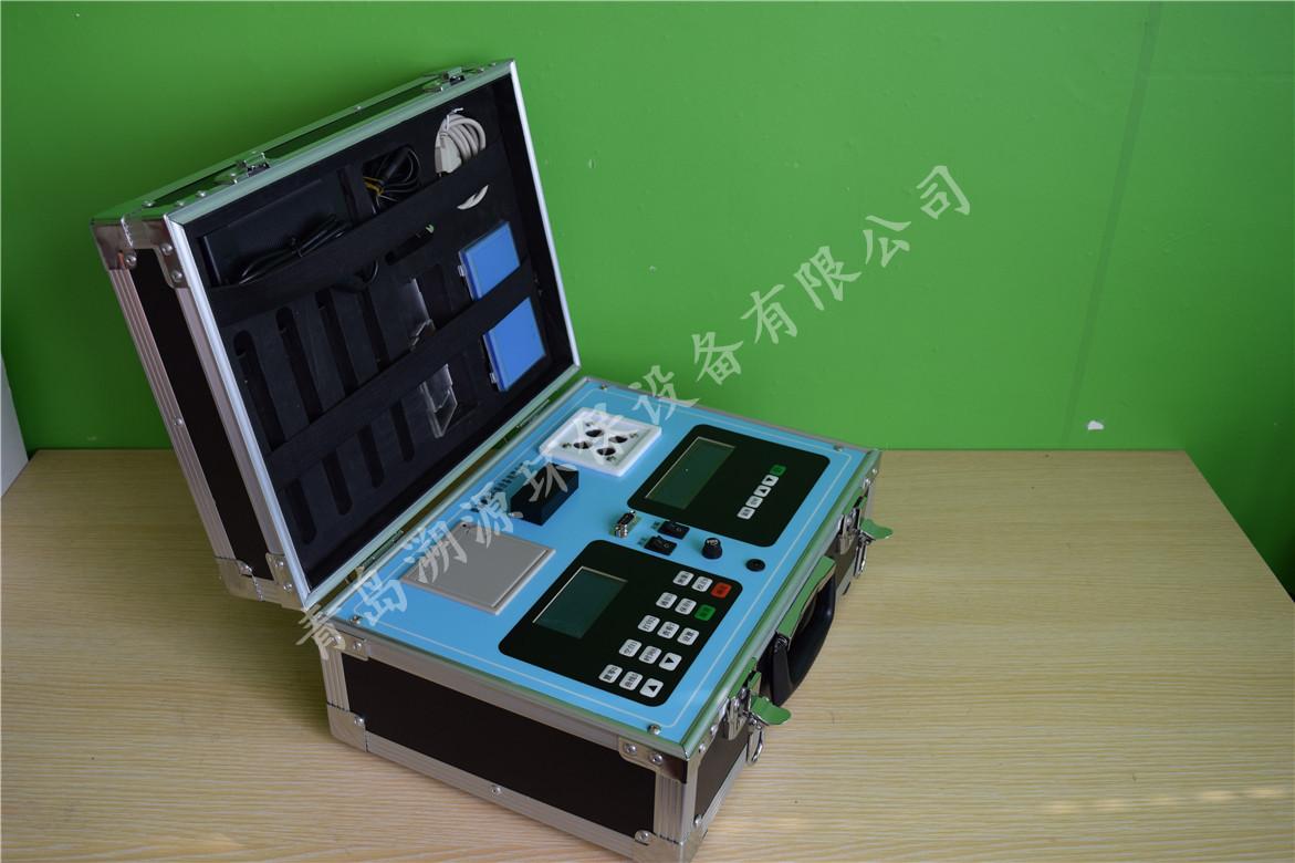 便携式cod氨氮测定仪主机