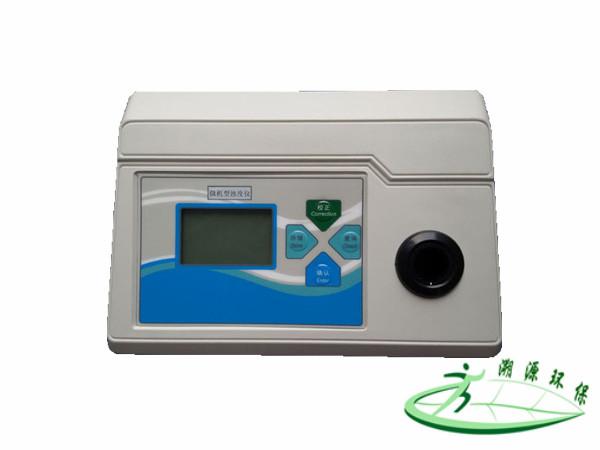余氯总氯检测仪,余氯总氯分析仪
